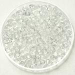 miyuki drop 3.4 mm - transparant crystal