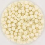 miyuki drop 3.4 mm - opaque matte cream