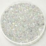 miyuki drop 3.4 mm - transparant ab crystal