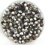 miyuki drop 3.4 mm - Czech coating crystal heliotrope