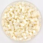 miyuki half tila 5x2.3 mm - ceylon antique ivory pearl