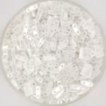miyuki quarter tila 5x1.2 mm - ceylon white pearl