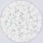 miyuki rocailles 6/0 - opaque white