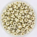 miyuki rocailles 6/0 - duracoat galvanized silver