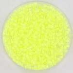 miyuki seed beads 11/0 - luminous yellow