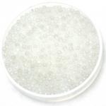 miyuki rocailles 11/0 - transparant matte ab crystal