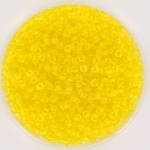 miyuki rocailles 11/0 - transparant yellow