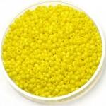 miyuki seed beads 11/0 - opaque yellow