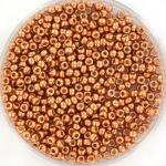 miyuki seed beads 11/0 - duracoat galvanized muscat