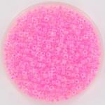 miyuki seed beads 11/0 - luminous pink