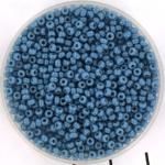 miyuki rocailles 11/0 - duracoat opaque bayberry