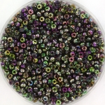 miyuki seed beads 11/0 - Czech coating magic orchid