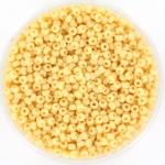 miyuki seed beads 11/0 - opaque pear