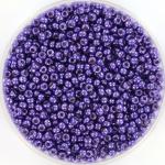miyuki rocailles 11/0 - duracoat galvanized dark lilac
