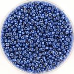 miyuki seed beads 11/0 - duracoat galvanized mermaid blue