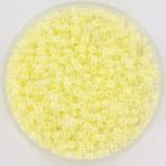 miyuki seed beads 11/0 - ceylon lemon ice