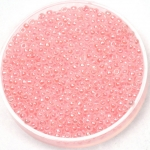 miyuki seed beads 11/0 - ceylon baby pink