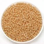 miyuki seed beads 11/0 - ceylon caramel