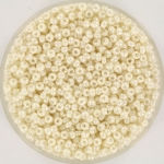 miyuki seed beads 11/0 - ceylon cream