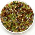 miyuki seed beads 11/0 - mix good earth