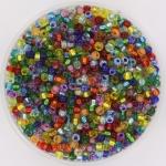 miyuki rocailles 11/0 - mix rainbow