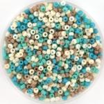 miyuki seed beads 11/0 - tropical