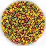 miyuki seed beads 11/0 - light indian summer