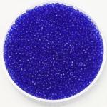 miyuki rocailles 15/0 - transparant cobalt