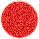 miyuki rocailles 15/0 - opaque red