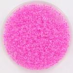miyuki rocailles 15/0 - luminous pink lila