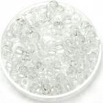 miyuki rocailles 6/0 - transparant crystal