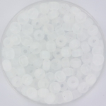 miyuki rocailles 6/0 - transparant matte ab crystal