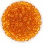miyuki rocailles 6/0 - transparant topaz