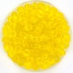 miyuki rocailles 6/0 - transparant yellow