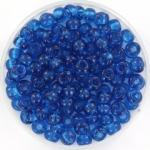 miyuki rocailles 6/0 - transparant capri blue