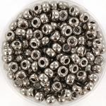 miyuki rocailles 6/0 - plated nickel