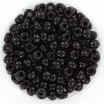 miyuki rocailles 6/0 - opaque black