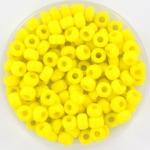 miyuki rocailles 6/0 - opaque yellow