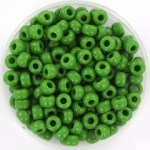miyuki rocailles 6/0 - opaque green