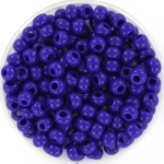miyuki rocailles 6/0 - opaque cobalt