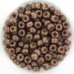 miyuki seed beads 6/0 - duracoat galvanized matte dark mauve