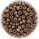 miyuki rocailles 6/0 - duracoat galvanized matte dark mauve