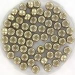 miyuki rocailles 6/0 - duracoat galvanized light pewter