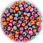 miyuki rocailles 6/0 - metallic rainbow