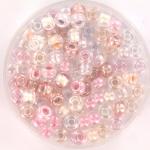 miyuki seed beads 6/0 - shiny diamond