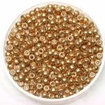 miyuki rocailles 8/0 - galvanized gold