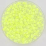 miyuki seed beads 8/0 - luminous yellow