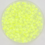 miyuki rocailles 8/0 - luminous yellow