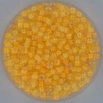 miyuki rocailles 8/0 - luminous orange