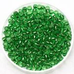 miyuki rocailles 8/0 - silverlined light green